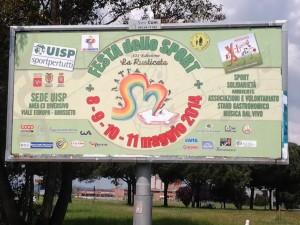 Manifesto festa dello sport 2014