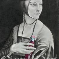 Fiorenza Farioli - Omaggio alla dama con l'ermellino