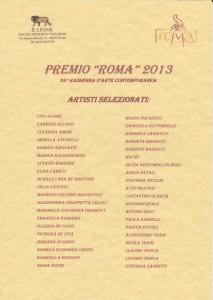Premio Roma 2013