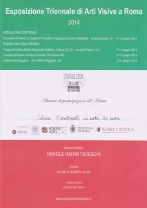 Esposizione Triennale di Arti Visive di Roma
