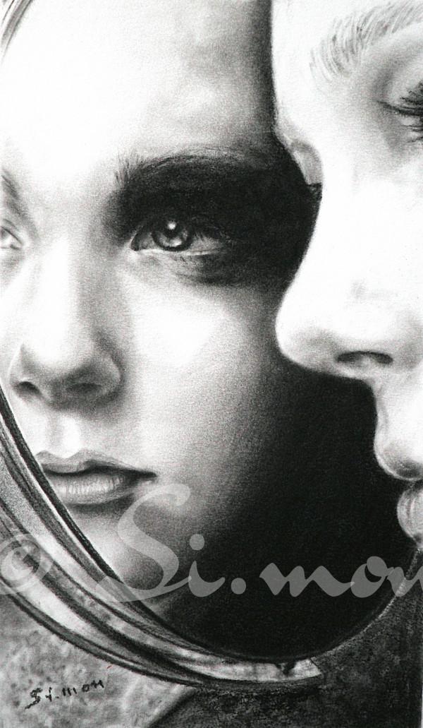 Oltre lo specchio 35 x 50 - Oltre lo specchio ...