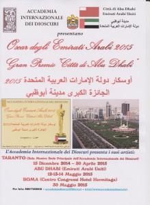 Locandina Abu Dhabi 001