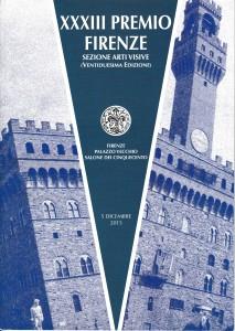 Catalogo premio Firenze