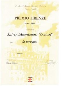 Diploma Premio Firenze