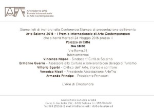 invito conferenza stampa salerno